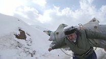 İran qaçaqmalçıları BBC müxbirinə nə danışdı