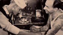 300 years of New York tattoos