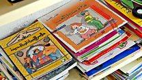 عالم الكتب : أدب الأطفال العربي وخطر الانقراض