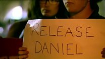 US protest urges Mexican man's release