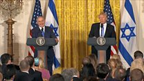 Trump's view on the two-state solution