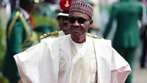 Muhammadu Buhari yuko wapi?