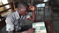 Maktaba ya kipekee kijijini Tanzania