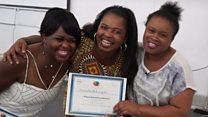 The township women learning tech