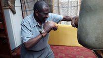 Bondia wa zamani Kenya atatizwa na maradhi ya ubongo