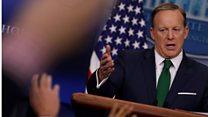 トランプ米大統領、選挙中に「盗聴された」 疑惑の経緯