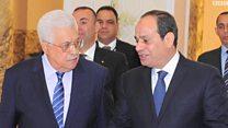 السيسي يؤكد لعباس سعي مصر إيجاد حلّ عادل للقضية الفلسطينية