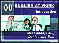 English at Work inline promo