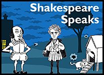 Shakespeare Speaks inline promo
