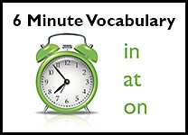 6 Minute Vocabulary inline pro...