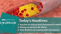 Lingohack: 21 June: Image with headlines/Getty
