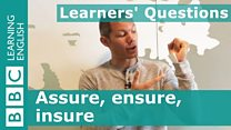 Thumbnail for Learners' Questi...