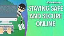 Digital Literacy – Safety and security image