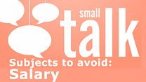 Small talk salary web vid cove...