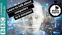 6 Minute English: Computers: weblink image