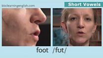 The Sounds of English: Short Vowels: Foot
