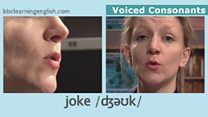 The Sounds of English: Voiceless consonants: joke