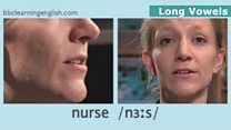 The Sounds of English: Long Vowels: Nurse