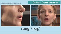 The Sounds of English: Other Consonants: Rung