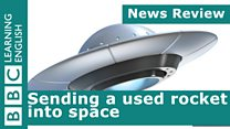 News Review: Used rocket