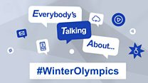 Everybody's Talking About… #WinterOlympics: Image