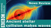 News Review: Stellar Collision: Image