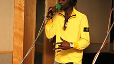 Image for Interview: Wretch 32 in the 1Xtra Live Lounge