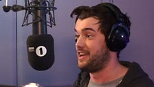Image for Jack Whitehall pops in to chat Grimmy