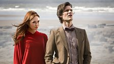 Amy Pond and the Doctor