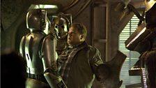 The Cybermen and Craig