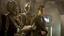 The Cybermen and The Doctor