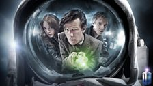 The Doctor, Amy, and Rory