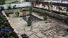The new Blue Peter garden