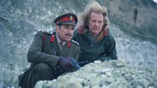 Brigadier Lethbridge-Stewart and Mr Ollis
