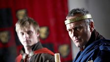 Arthur and King Uther