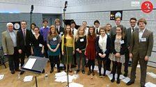 Choir of Clare College Cambridge