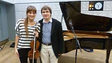Nicola Benedetti and Alexei Grynyuk