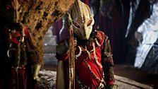 The Doctor mentioned the Sycorax (above)