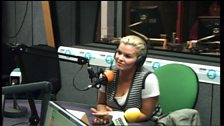 Image for Kerry Katona talks about her fame and relationship with the media