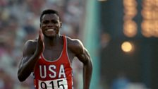 Image for Carl Lewis - the master finisher