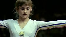 Image for Nadia Comaneci reaches perfection