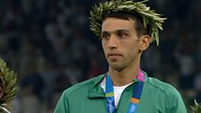 Image for Hicham El Guerrouj fulfils his Olympic dream