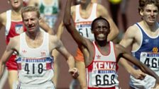 Image for Peter Rono ends British dominance