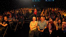 Our lovely audience