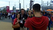 Image for 5 live: Behind the scenes at London 2012