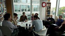 The script meeting