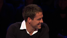 Image for Michael Owen on the spot