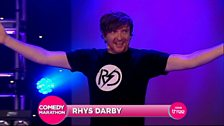 Image for Highlights 2012: Rhys Darby