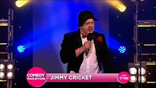 Image for Highlights 2012: Jimmy Cricket