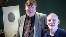 Image for Stephen Fry speaks to Geoff Lindsey about intonation